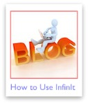 Tutorials on using InfinIt to add a blog, forum, store or more to your website