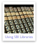 How to use the SBI Link Library, Tracker Library and Graphics Library