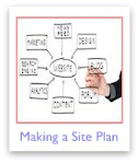 How to make a site plan to guide your content development