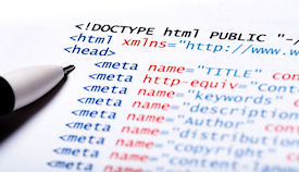 There are no real HTML tricks, just knowledge