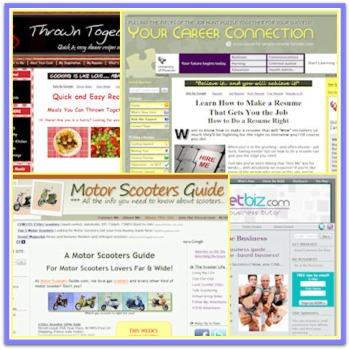 Make your own website like mine