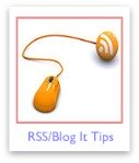How to get the most out of SBI's RSS It & Blog It modules