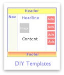 How to make an uploadable template for UYOHers